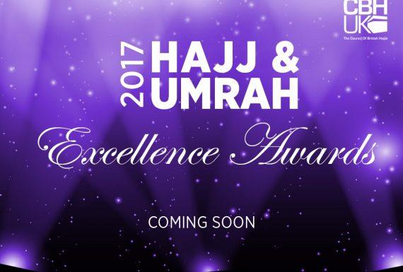 The 2017 UK Hajj & Umrah Excellence Awards Announced
