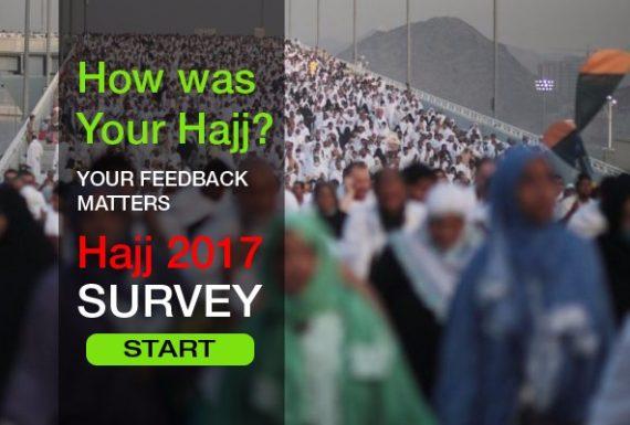 Hajj Survey Launched