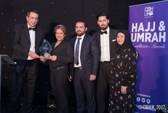 Masterfare is delighted to receive the prestigious award as the CBHUK's Best Airline Consolidator