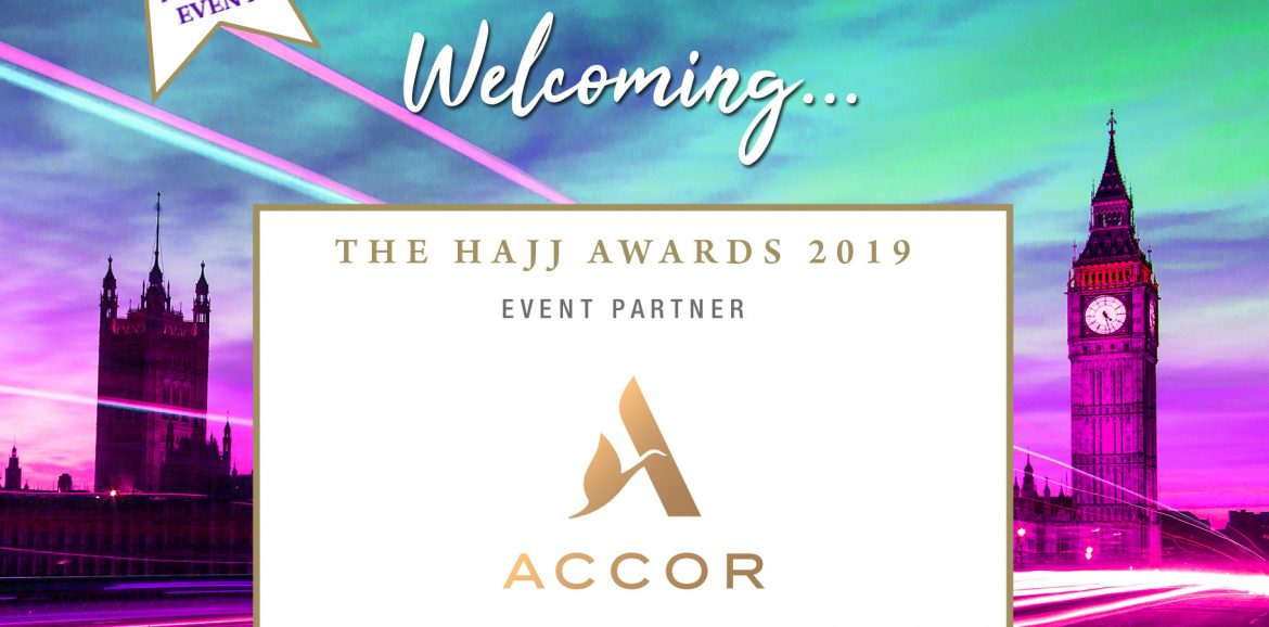 Introducing Accor Hotels (Makkah & Madinah) as Event Partner at the Hajj Awards 2019