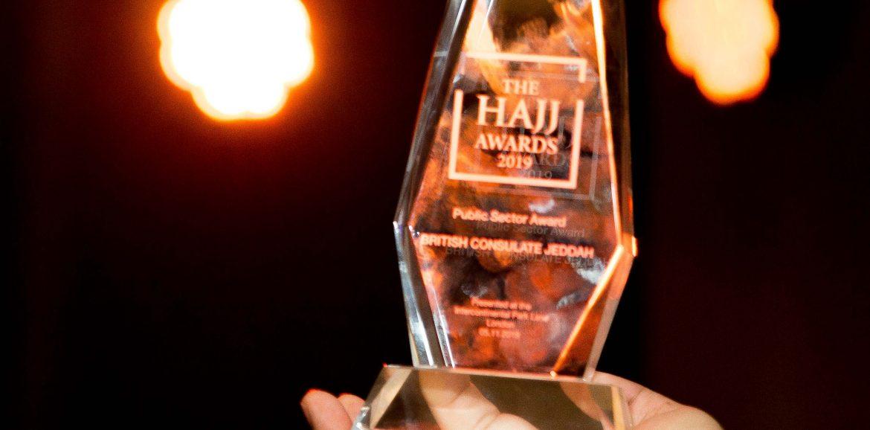 Leading companies honoured at The Hajj Awards 2019 held in London